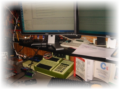 My Design & Working Area... The Deep Zone!