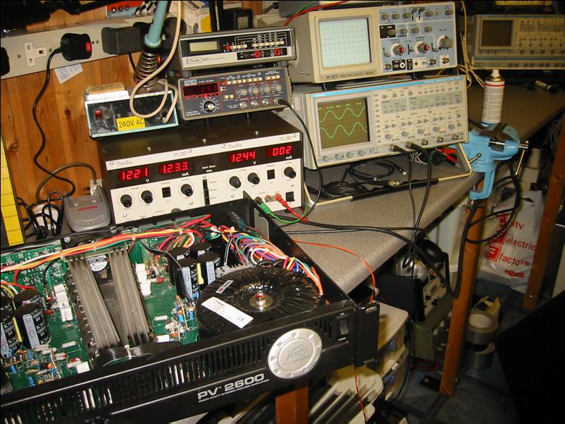 john heritage electronics design engineer
