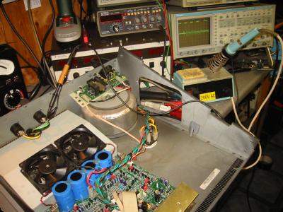 John Heritage Electronics Repair Engineer