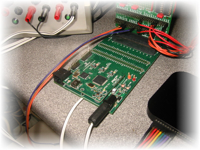 PIC32 Development Board & IO Board