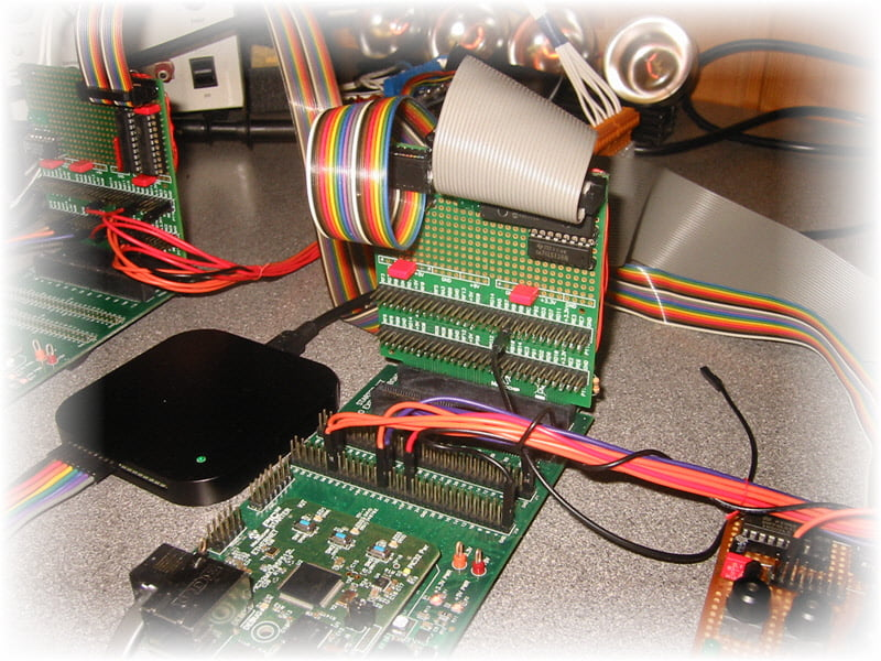 PIC32 Ethernet Development Board
