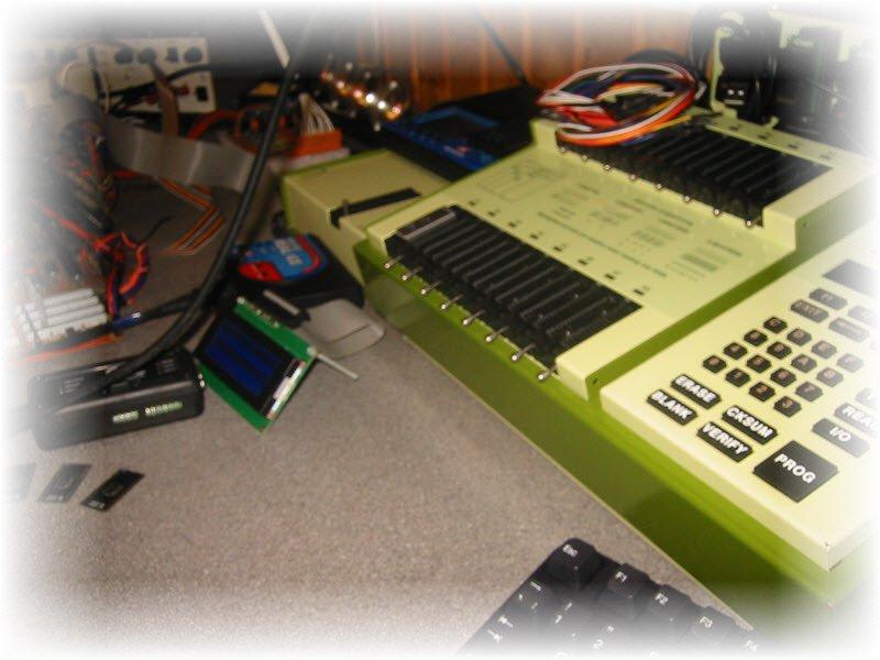 MQP System 2000 Multi Gang Programmer